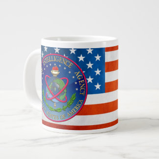 [200] Defense Intelligence Agency (DIA) Seal Large Coffee Mug