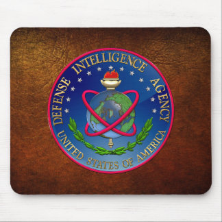 [200] Defense Intelligence Agency (DIA) Seal Mouse Pad