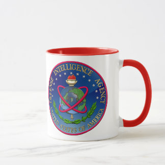 [200] Defense Intelligence Agency (DIA) Seal Mug