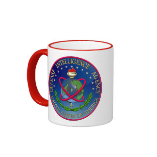[200] Defense Intelligence Agency (DIA) Seal Coffee Mugs