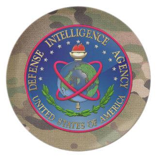 200 Defense Intelligence Agency DIA Seal Dinner Plates