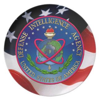200 Defense Intelligence Agency DIA Seal Plate