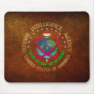 [200] Defense Intelligence Agency: DIA Special Edn Mouse Pad