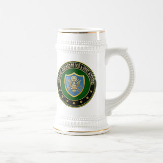 [200] DOD & Joint Activities CSIB Special Edition 18 Oz Beer Stein