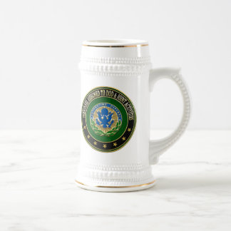 [200] DOD & Joint Activities DUI Special Edition 18 Oz Beer Stein