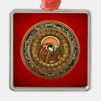 [200] Egyptian Sun God Ra Metal Ornament