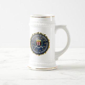 [200] FBI Special Edition Beer Stein