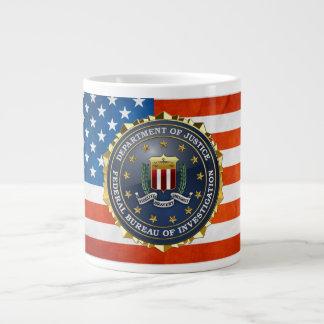 [200] FBI Special Edition Large Coffee Mug