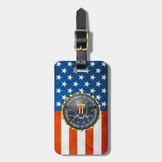[200] FBI Special Edition Luggage Tags