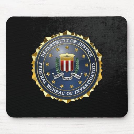 [200] FBI Special Edition Mousepads