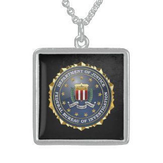 200 FBI Special Edition Custom Necklace