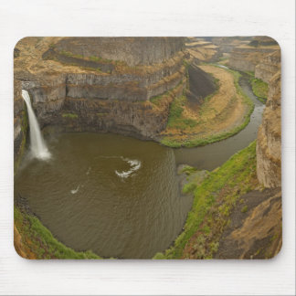 200 foot high Palouse Falls State Park in Mouse Pad