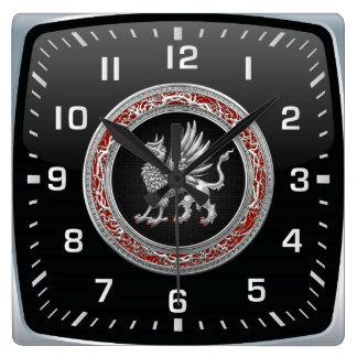 [200] Grifo de plata sagrado Reloj