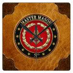 [200] Master Mason, 3rd Degree [Special Edition] Clock