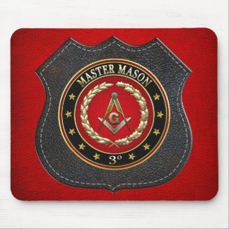 [200] Master Mason, 3rd Degree [Special Edition] Mouse Pad