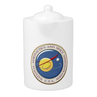 [200] NASA Emblem [3D] Teapot