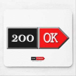 200 - OK MOUSE PAD