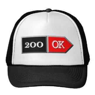 200 - OK TRUCKER HAT