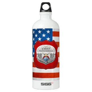 [200] Pararescuemen (PJ) Emblem Water Bottle