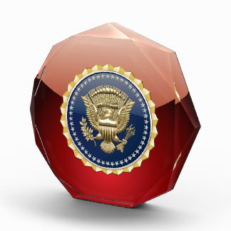 [200] Presidential Service Badge [PSB] Acrylic Award