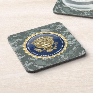 [200] Presidential Service Badge [PSB] Drink Coaster