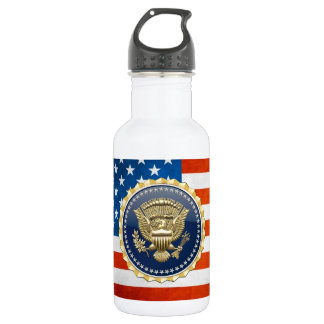 [200] Presidential Service Badge [PSB] Water Bottle