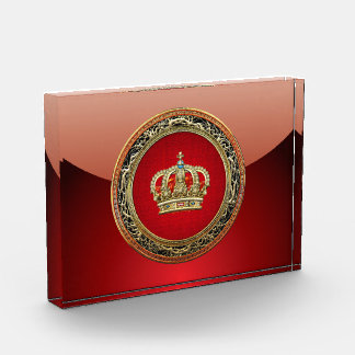 [200] Prince-Princess King-Queen Crown [Belg.Gold] Award