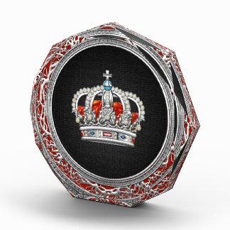 [200] Prince-Princess King-Queen Crown [Silver] Award