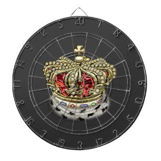 [200] Príncipe [rey] corona real [piel+Oro] [rojo]