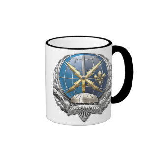 [200] SOWT Emblem Ringer Coffee Mug
