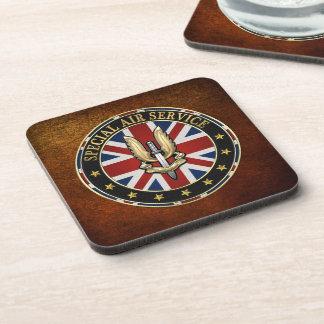 [200] Special Air Service (SAS) Badge [3D] Coaster