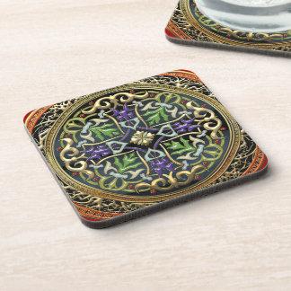 [200] Treasure Trove: Celtic Cross Coaster