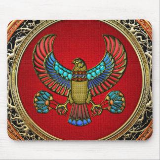 [200] Treasure Trove: Egyptian Falcon Mouse Pad