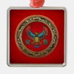 [200] Treasure Trove: Egyptian Falcon Ornaments