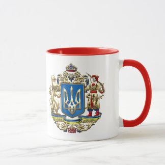 [200] Ukraine: Proposed Greater Coat of Arms Mug
