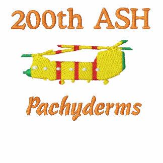 200th ASH Vietnam CH-47 Embroidered Shirt
