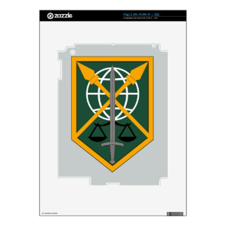 200th Military Police Command Skin For iPad 2