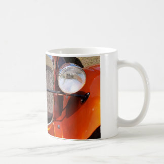 20100410_12vintage classic white coffee mug