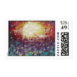 20100905-083400, Fireflies Postage