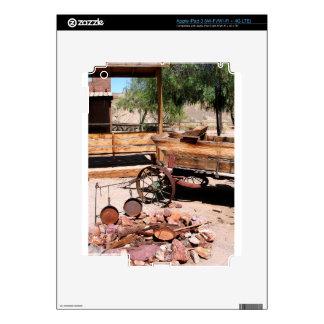 2010-06-26 C Las Vegas (189)abandoned_campsite2.JP Skins For iPad 3