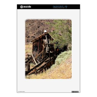 2010-06-26 C Las Vegas (210)desert_cabin.JPG iPad Skin