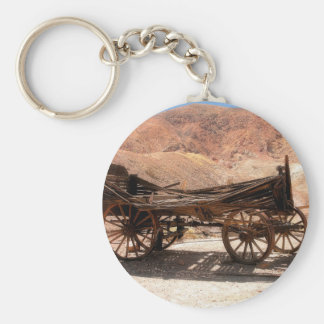 2010-06-28 C Calico Ghost Town (53)old_wagon Keychain