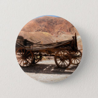 2010-06-28 C Calico Ghost Town (53)old_wagon Pinback Button