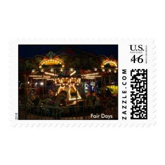 2010 08 15 078, Fair Days stamp