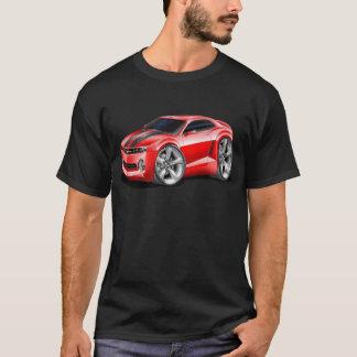 2010-11 Camaro Red-Black Car T-Shirt