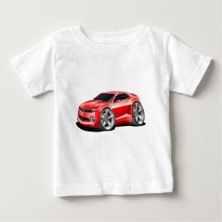 2010-11 Camaro Red Car Baby T-Shirt