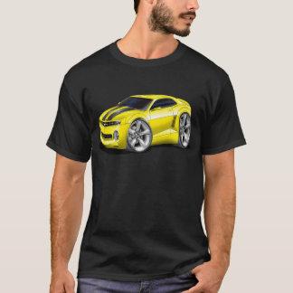 2010-11 Camaro Yellow-Black Car T-Shirt