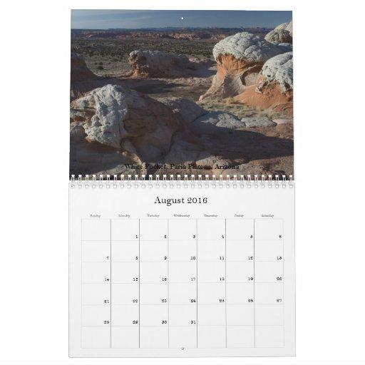 2010-11 Mid-Year 12-Month Calendar
