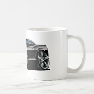 2010-12 Camaro Black Car Coffee Mug