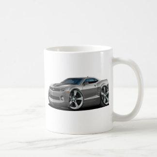 2010-12 Camaro Grey-Black Car Coffee Mug